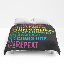 How To Science Comforters