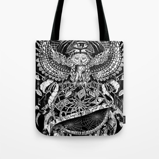 Dream Quest Tote Bag