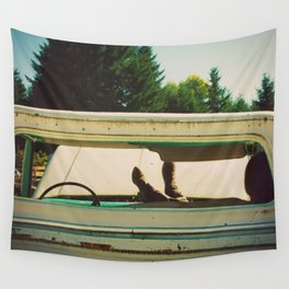 Boots Wall Tapestry