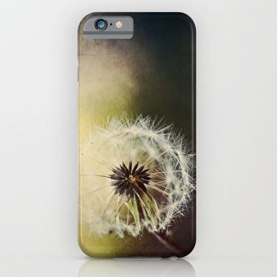 Grungy Wisher iPhone & iPod Case