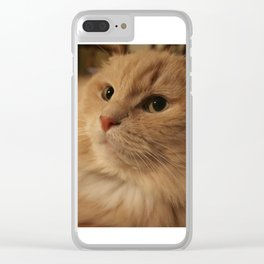 Linus Clear iPhone Case