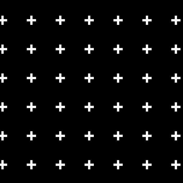 White Plus on Black /// www.pencilmeinstationery.com Leggings