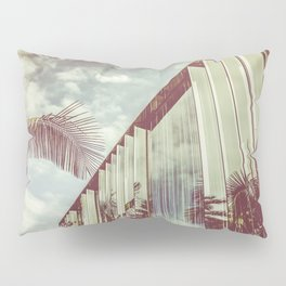 Beverly Hills - Palm Reflections III Pillow Sham