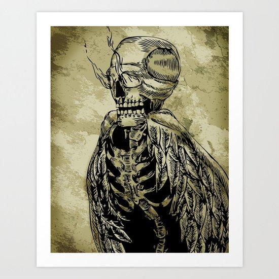 DEAD LORD Art Print
