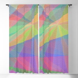 Twirls Blackout Curtain