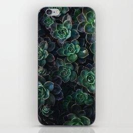 The Succulent Green iPhone Skin