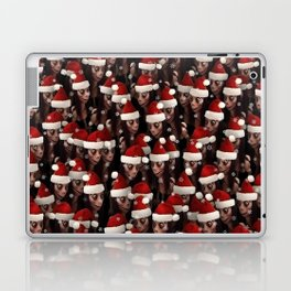 Christmas Momo Laptop & iPad Skin