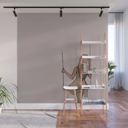 Swings Wall Mural