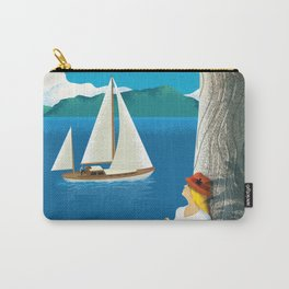 Finland - The land of the thousand lakes Carry-All Pouch