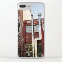 _MG_0140 Clear iPhone Case