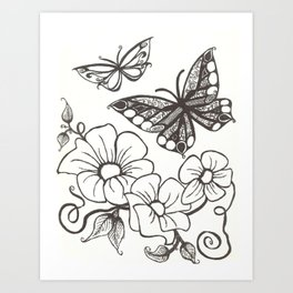 For Casey Art Print