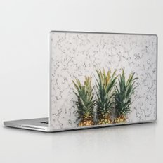 Pineapple Luxe Laptop & iPad Skin