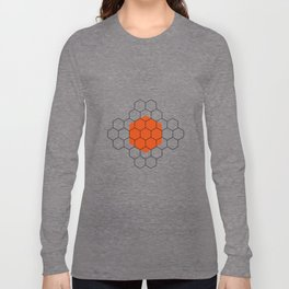 HEXAGON Long Sleeve T-shirt