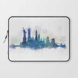 NY New York City Skyline Laptop Sleeve