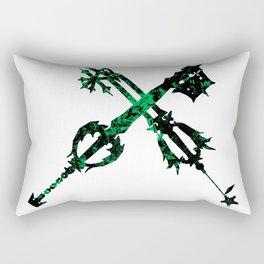 Dual Wield Rectangular Pillow