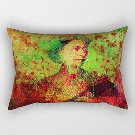 Queen Lisa Rectangular Pillow