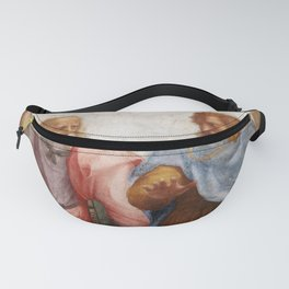 Aristotle and Plato, Greek Philosophers by Raphael Fanny Pack