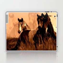 Horse Spirits Laptop & iPad Skin