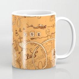 Illustra Coffee Mug