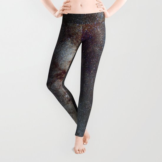 The Milky Way: from Scorpio, Antares and Sagitarius to Scutum and Cygnus Leggings