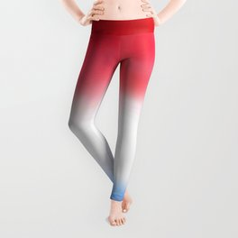 Flag of Netherlands 3 - with cloudy colors Leggings
