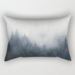 I Don't Give A Fog Rectangular Pillow