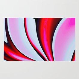 Abstract Fractal Colorways 02BPk Rug