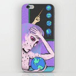 AP Earth Sucks iPhone Skin