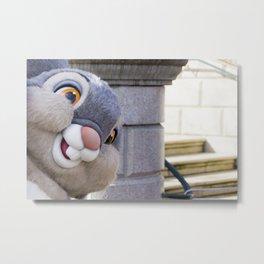 Thumper Metal Print