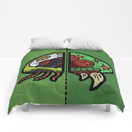 Old & New Metroid Comforters