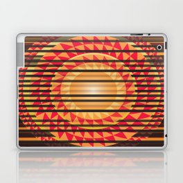 Hidden Sun Laptop & iPad Skin