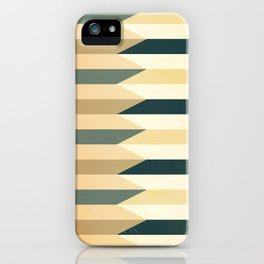 Pencil Clash I iPhone Case