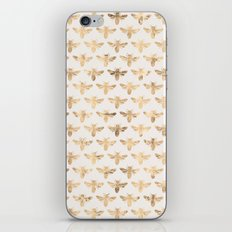 Honey Bees (Sand) iPhone & iPod Skin
