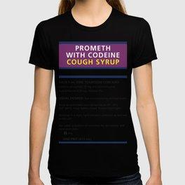 Promethazine Label T-shirt