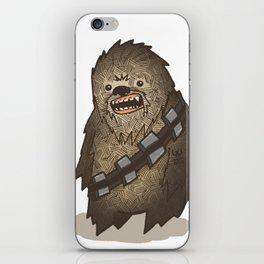 Fat Wars Chewbe iPhone Skin