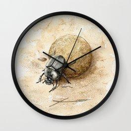 Africa03 Wall Clock