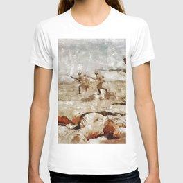 Advance, World War Two T-shirt