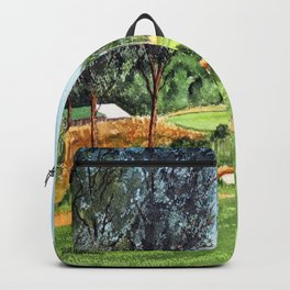 Merion Golf Course 16th Hole Backpack