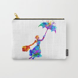 Mary Poppins - The Magical Nanny Carry-All Pouch