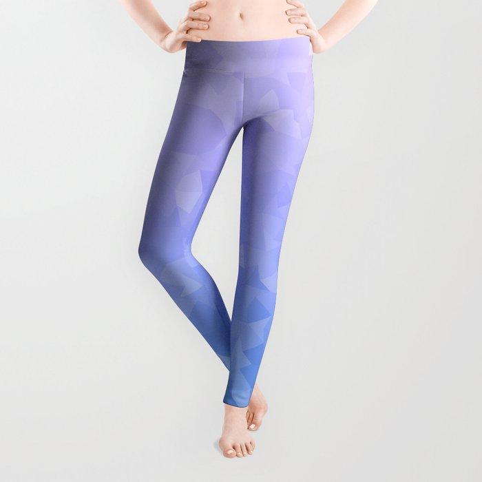 Ombre Violet Leggings