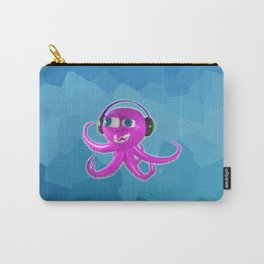 DJ Octopus Carry-All Pouch