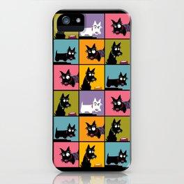 Different Scottie iPhone Case