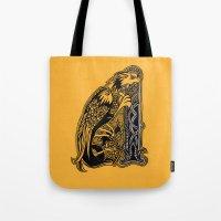 celtic Tote Bags featuring celtic by Julia Menshikova
