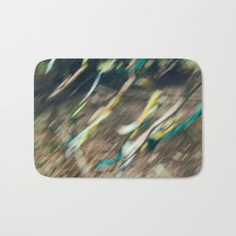 Ribbons In The Wind Bath Mat