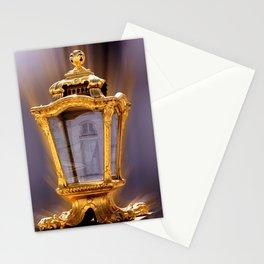 Castle Nympfenburg Munich : The golden Lantern Stationery Cards