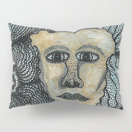 """waking life"" Pillow Sham"