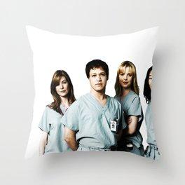 Bailey's Interns Throw Pillow