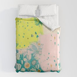 Over Time Duvet Cover