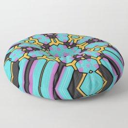 Nixie's Trip [2/3] Floor Pillow