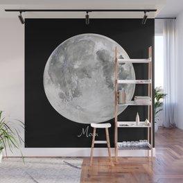 Moon #2 Wall Mural